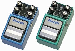 Maxon Effects debuts SM-9 Pro+ Super Metal and ST-9 Pro+ Super Tube Models