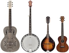 Gretsch® Introduces New Roots Collection Acoustic Models
