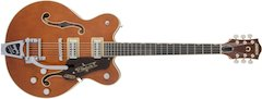 Gretsch® Expands Players Edition With New Models and Finishes