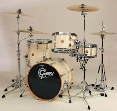 Gretsch Adds 3-Pc Bop Kit To New Classic Offering [ Winter NAMM 2007 ]