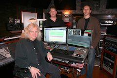 GC Pro Teams With Michael Wagener's Wireworld Studios For First Euphonix MC Media Application Controller Install In Nashville