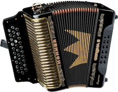 150 Years Hohner: Accordions For The 150-years anniversary [ Musikmesse 2007 ]
