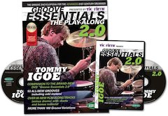 Presented by Hudson Music and Vic Firth, Tommy Igoe's Groove Essentials 2.0 Takes Drumset Education To The Next Level.