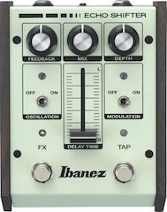 New Delay From Ibanez: An Echo From The Great Unknown