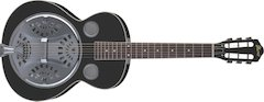 Ibanez Celebrates The Good Ol' Days With The New RA100BK Resonator Body Acoustic