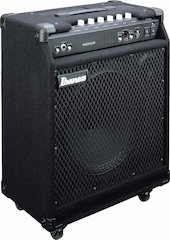 New Wave: Ibanez SWX Bass Amp Series Debuts [Summer NAMM 2008]
