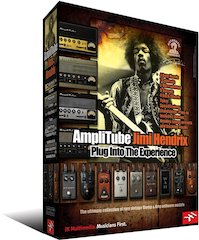 AmpliTube Jimi Hendrix™ Now Available