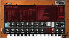 SampleMoog™ Now Shipping! [ 123rd AES Convention ]