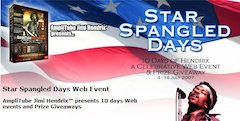 IK Multimedia's Star Spangled Days Web Event Begins July 4th