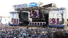 Crossroads Guitar Festival Brings Music Greats Together With JBL Vertec® Line Arrays