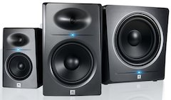 New JBL LSR2300 Series Studio Monitors Deliver Professional Performance at Entry-Level Price Points