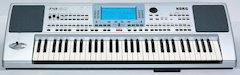 Korg Adds SD Storage To The Pa50 Professional Arranger Keyboard