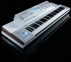 Korg Unveils M3 Music Workstation/Sampler [ Musikmesse 2007 ]