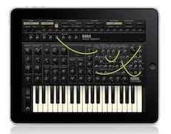 Korg Adds Midi Control To Top-Selling iMS-20 APP For iPAD®