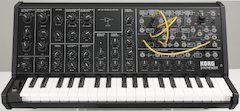 Korg USA Announces MS-20 mini