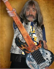 "Lakland Musical Instruments To Unveil ""Burning World"" Bass Guitar At Live Earth"