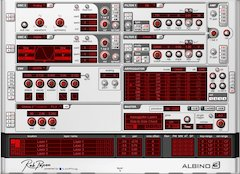 Rob Papen's Albino 3, Blue And Predator Now Available On Receptor