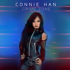 "Connie Han's ""Crime Zone"" Available October 12 via Mack Avenue Records"