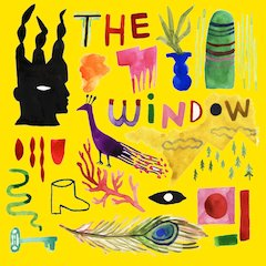 "Cécile McLorin Salvant's ""The Window"" out on September 28 via Mack Avenue Records"