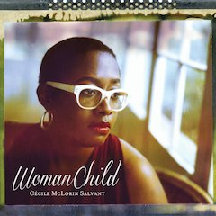 Cécile McLorin Salvant's WomanChild Out May 28, 2013 on Mack Avenue