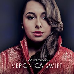 Singer Veronica Swift Releases Confessions on August 30, 2019