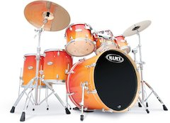 Mapex Adds New Configuration And New Finish To M Birch Series