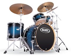 Mapex Introduces New Configurations And Lacquer Finish To M Birch Series [ Musikmesse 2007 ]