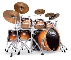 Mapex Orion Series Goes A'La Carte [ Musikmesse 2007 ]