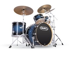 Mapex Introduces New Configurations And Lacquer Finish To M Birch Series [ Winter NAMM 2007 ]