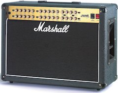 Marshall Launches Its Next Generation Of All-Valve Amplifiers, The JVM Series [ Winter NAMM 2007 ]