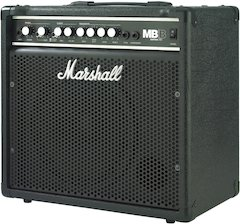 Marshall Exhibits MB Series Bass Amplifiers [ Winter NAMM 2007 ]
