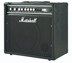 Marshall Announces MB Series Bass Amplifiers