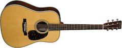 Martin's Beautiful Alternatives To Brazilian Rosewood Rival The Originals Upon Which They Are Based [ Summer NAMM 2007 ]