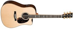 "Martin Guitar Announces The 2010 Debut Of The ""Performing Artist Series"" Of Acoustic/Electric Guitars"