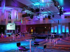 Swank AV Opens Renaissance Schaumburg Hotel and Convention Center With Meyer Sound M'elodie