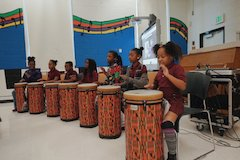Quality Music Education Access Contributes to Overall Improvements in School Climate