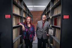 UCLA Ethnomusicology Archive re-opens following renovation