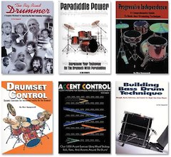 Magazine Founder's Passion For Drumming Lives On In His Books