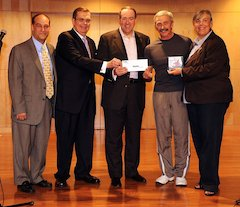 NAMM Foundation's Wanna Play Fund Donates $10,000 to Nashville's W.O. Smith Music School