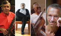 National Endowment for the Arts Announces the 2014 NEA Jazz Masters, Nation's Highest Honor in Jazz