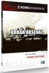 Native Instruments Releases Urban Arsenal