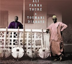 Ali And Toumani: Ali Farka Touré And Toumani Diabaté's Follow Up To Grammy-Winning In The Heart Of The Moon [23 Feb, Nonesuch]
