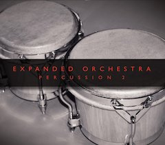 Notion Music Releases Expanded Percussion II Sound Kit