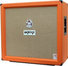 Orange celebrates 40 years with 40th Anniversary OR50 & Limited edition Cab [Musikmesse 2008]
