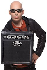 Peavey & Joe Satriani Collaborate On JSX® Mini Colossal™ Amp [ Winter NAMM 2007 ]