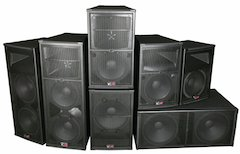 New Peavey SP™ Series Loudspeakers Now Shipping [Summer NAMM 2008]
