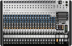 Peavey Expands XR® Series Powered-Mixer Line With Two Consoles [Winter NAMM 2008]