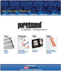 Puresound Launches User-Friendly Online Ordering System For U.S. And International Dealers And Distributors.