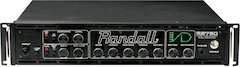 Randall Amplifiers Introduces New Randall Bass Series Powered by Valve Dynamic™