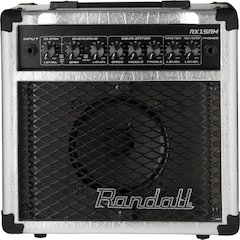 Randall Proudly Announces 40th Anniversary Practice Amp